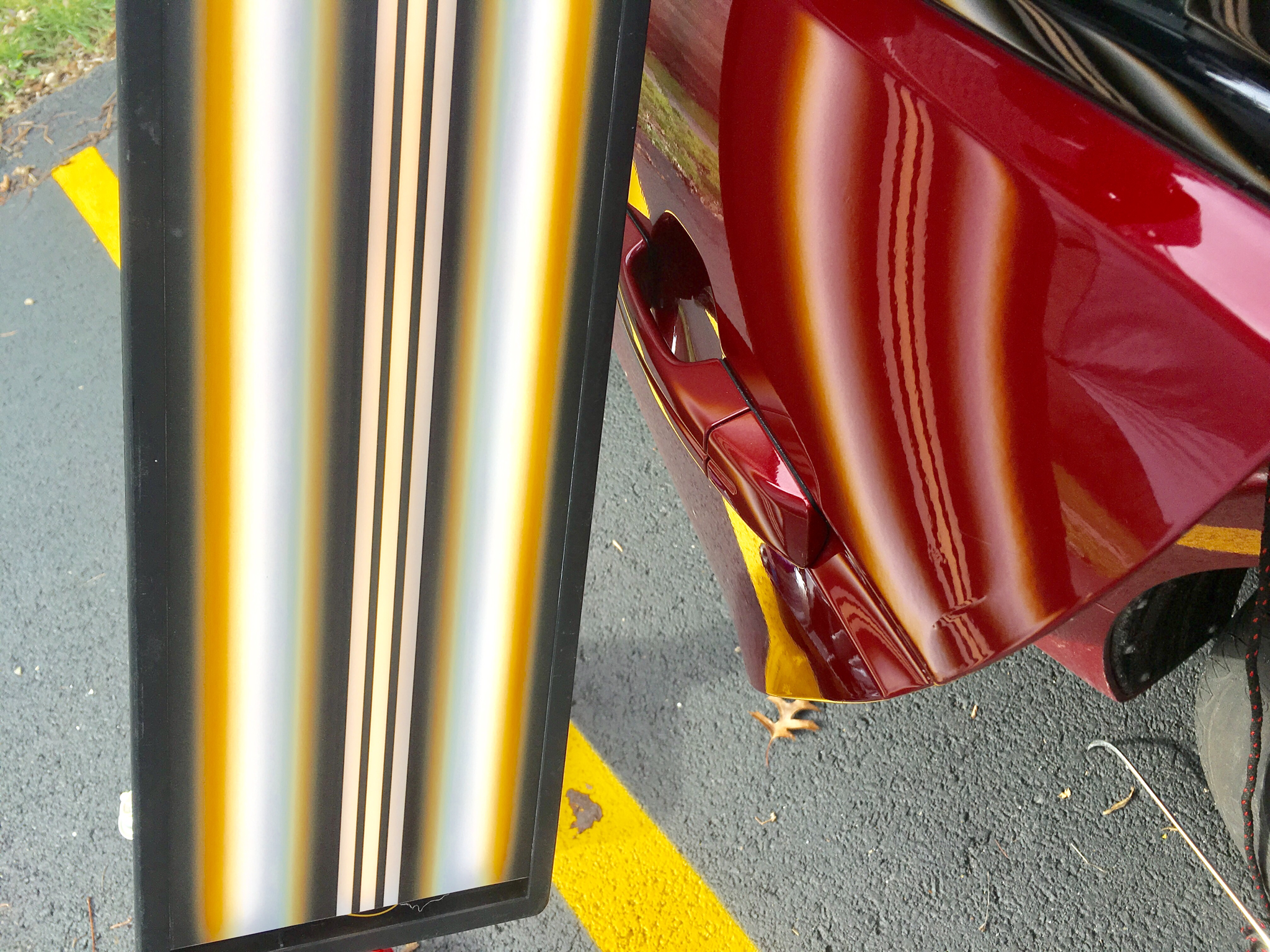 Three Rivers Dent Paintless dent repair