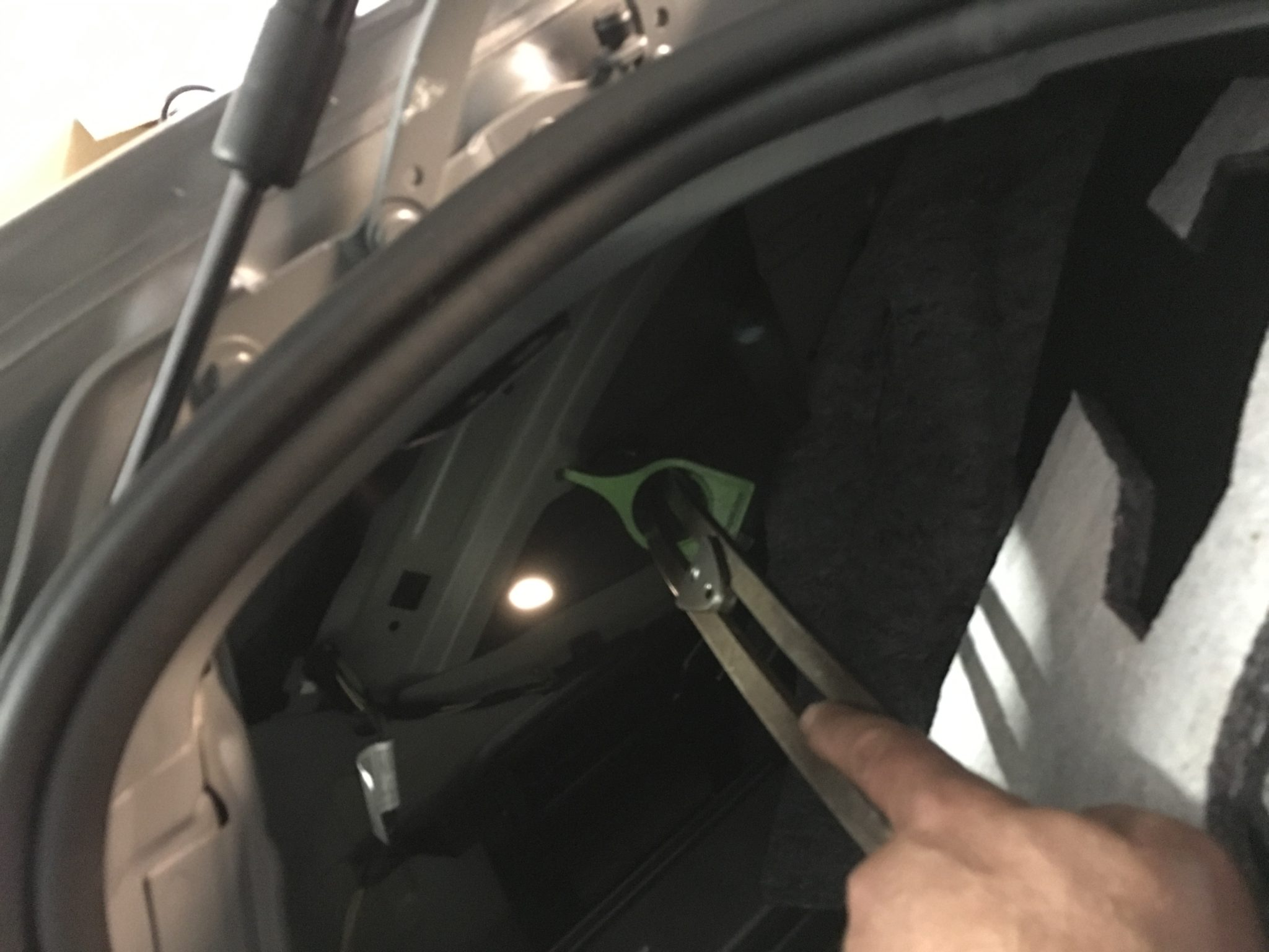 paintless repair whitewall, pa BMW