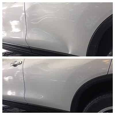 pittsburgh paintless dent  repair